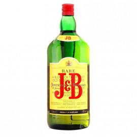 Whisky J&B Grand Magnum Design 2L