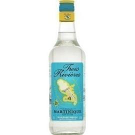 Rhum blanc agricole Martinique 100 cl