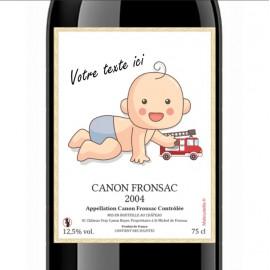 Canon Fronsac 2004