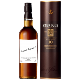 Coffret whisky Aberlour