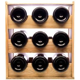Mini cave 9 vins 75cl