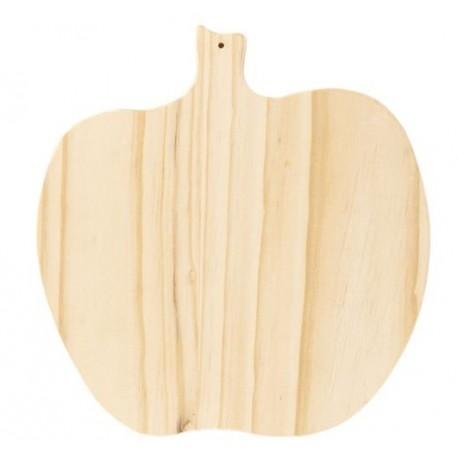 Dessous de plat pomme personnalisé