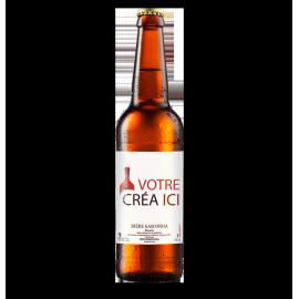 Bière Gasconha Blanche 75 cL