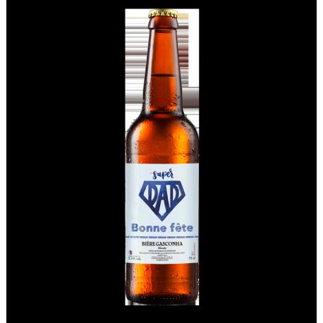 Bière Gasconha Blonde 75cl