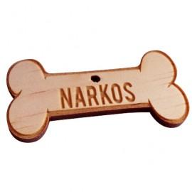 Porte-clés bois toutes formes