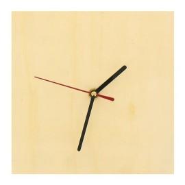 Horloge carrée personnalisée