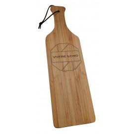 Planche à découper bouteille personnalisée