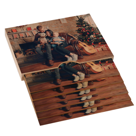 Coffret 6 sets de table