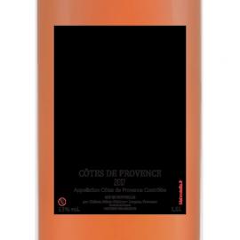 Magnum 1,5 L - Côtes de Provence 2018