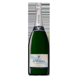 Champagne de Venoge Brut avec caisse bois