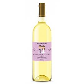 Bordeaux Blanc 2019 (Moelleux)