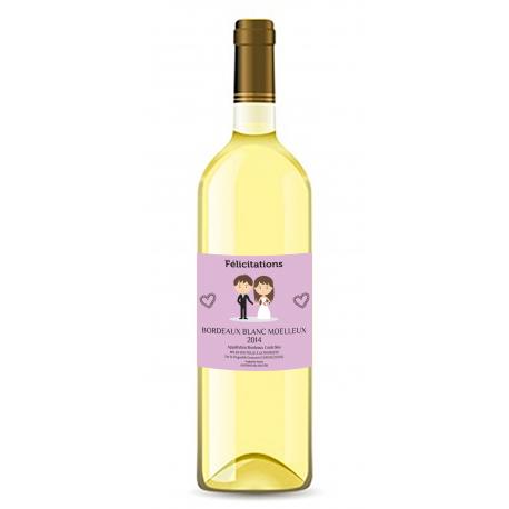 Bordeaux Blanc 2018 (Moelleux)