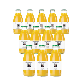 Jus d'Orange 25 cL - Lot de 12