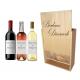 """Coffret 3 bouteilles """"Bordeaux Découverte"""""""