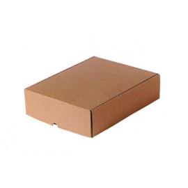 Coffret carton 3 bouteilles kraft