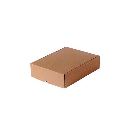 Coffret carton 3 Bouteilles kraft personnalisé