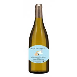 Côtes du Rhône Blanc Samorens 2017