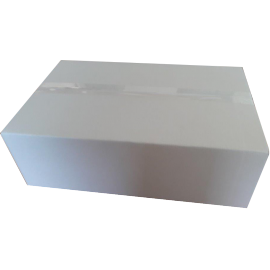 Coffret carton 12 Bouteilles blanc