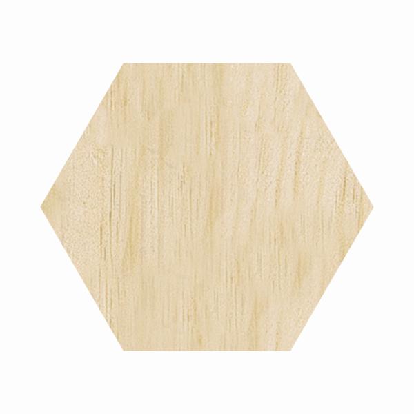 Boite hexagonale dessous