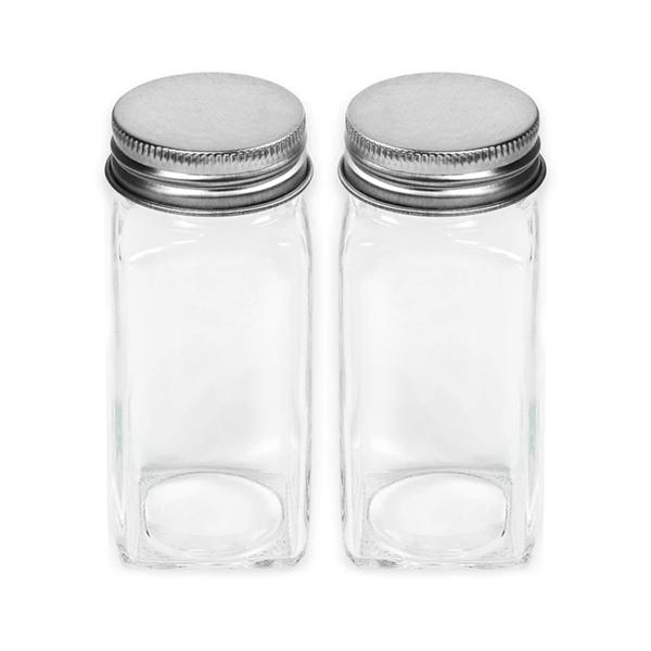 saliere poivriere verre